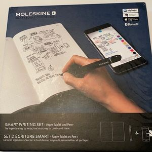NIB Moleskin Smart Writing Set